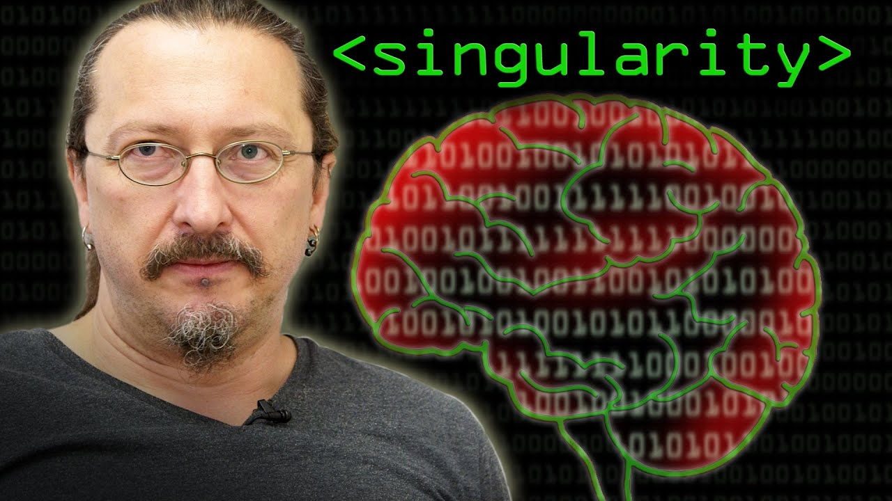 The Singularity & Friendly AI? - Computerphile