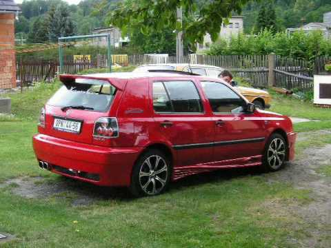 vw golf 3 tdi youtube. Black Bedroom Furniture Sets. Home Design Ideas