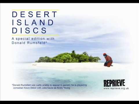 Desert Island Discs Transcript