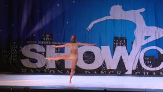 showcase national dance championships 2017 senior dancer of the year