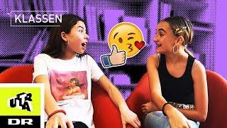Hvad er Milla og Gabriellas yndlingskarakter? | Klassen Mindes | Ultra