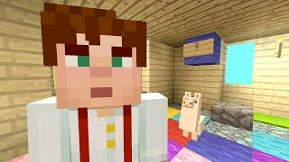 Minecraft Xbox - My Story Mode House - Saying Goodbye