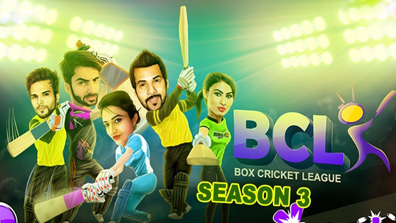 Box Cricket League Season 3 Box Cricket League Season 3 Launch Feature On Mtv Bcl Season 3