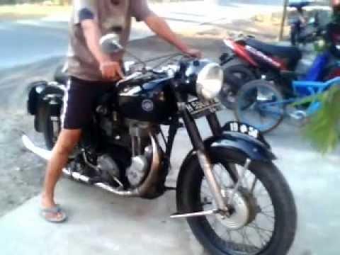 Motor AJS (Motor Tua)