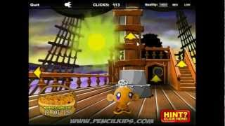 Monkey Go Happy - Mini Monkeys 3 Walkthrough.flv