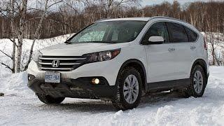 Test Drive: 2014 Honda CR-V