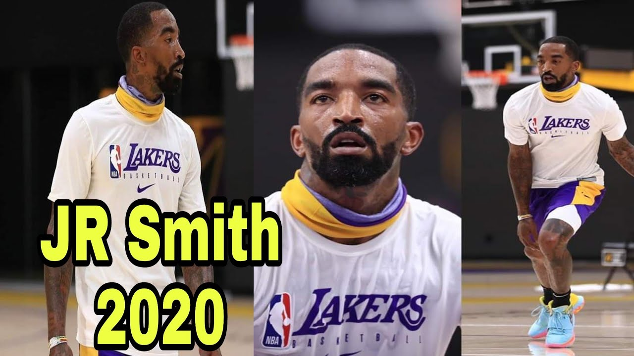 Jr Smith Work Out 2020 At Orlando Bubble In Los Angeles