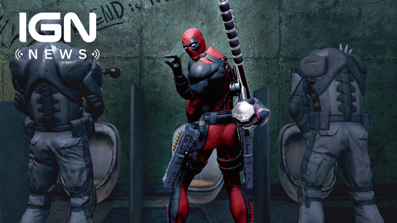 deadpool available for ps4 and xbox one ign news youtube