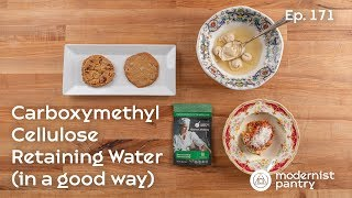 Carboxymethylcellulose? Retaining Water (in a good way) WTF - Ep. 171