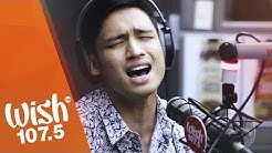Michael Pangilinan sings 'Bakit Ba Ikaw' LIVE on Wish 107.5 Bus