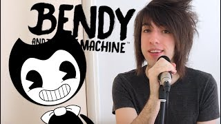 BENDY AND THE INK MACHINE - Build Our Machine cover