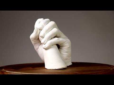 How To Make Your Own Family Hand-Casting