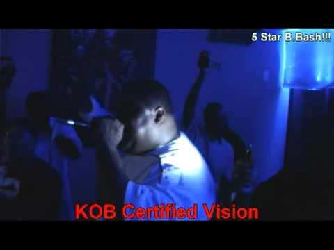 5 Star Birthday Bash 3-25-11 feat. Big Pokey & more!!!!