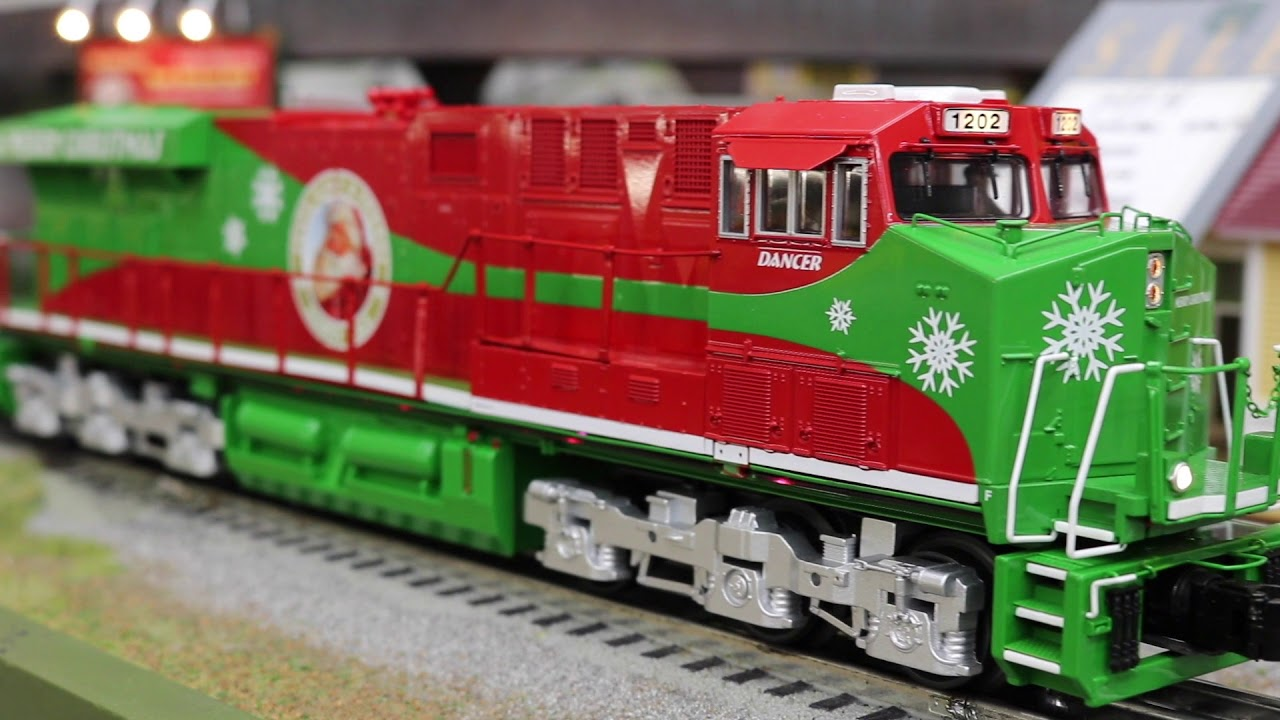 Ho Christmas Train.It S A Mth O Scale Holiday Christmas
