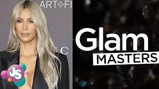 Kim Kardashian's 'Glam Masters' Season Finale Details REVEALED with Diana Madison!   JS