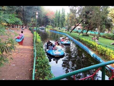 Campal Children Park with pedal boats 11 5 14