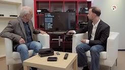 Dr.Dish Magazin 46: Humax UHD 4tune+, Smart Control 5 Universalfernbedienung, VR via Satellit