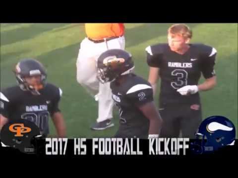 2017 Erie Cathedral Prep vs Pittsburgh Central Catholic