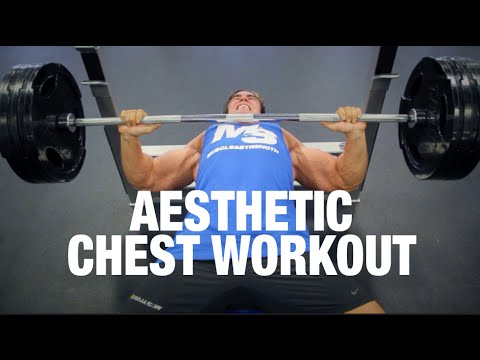 Old School AestheticChest Workout With Calum Von Moger
