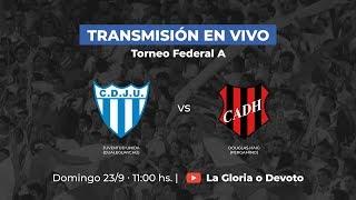Torneo Federal A | JUVENTUD de Gualeguaychú Vs DOUGLAS HAIG de Pergamino | Fecha 4