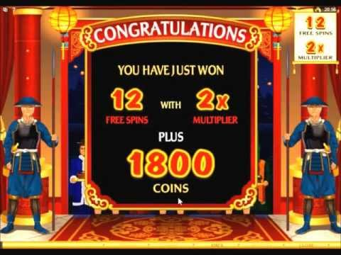 Jewels of the Orient Free Spins