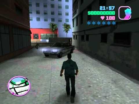Grand Theft Auto: Vice City - Introducción & Episodio 1