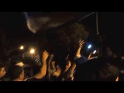 San Martin de Burzaco campeon 2014 - Festejos en la Plaza