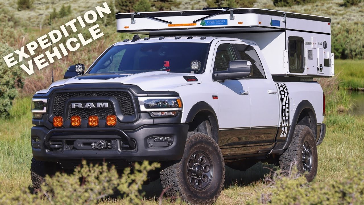 My Dream Expedition Vehicle – Full Tour Four Wheel Campers Hawk