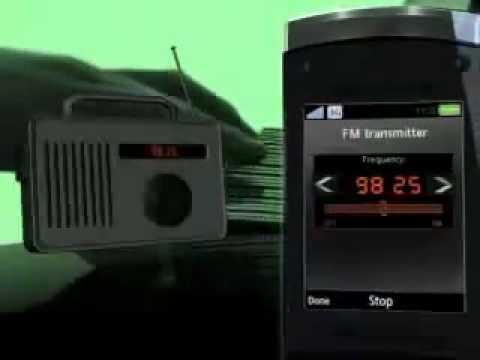 Sony Ericsson W980 Walkman Phone Commercial