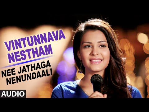Vintunnava Nestham Song - Shreya Ghoshal - Nee Jathaga Nenundaali (Telugu Movie 2014)