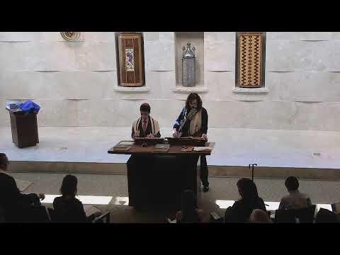 Shabbat Minyan Service at Temple Beth Sholom
