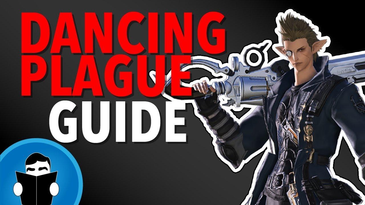 FFXIV Dancing Plague Trial Guide [Shadowbringers 73 8 man
