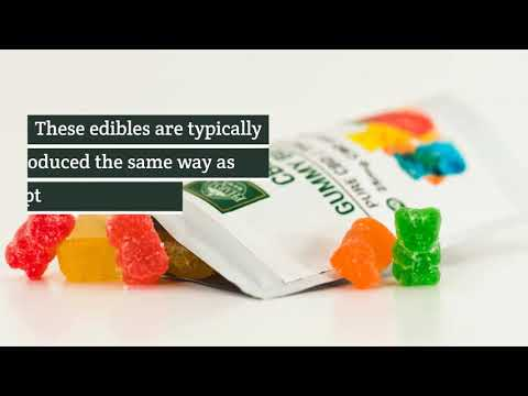 What are CBD Gummies? - Health Benefits & Effects