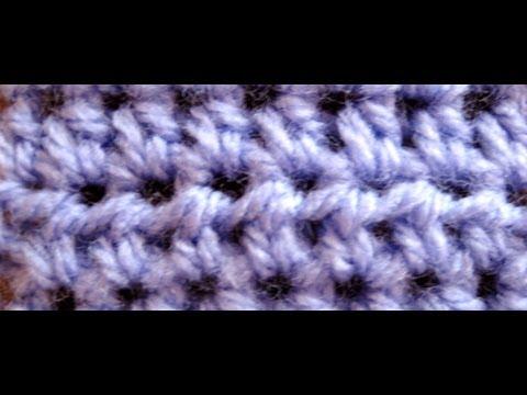 Half Treble Crochet Stitch (htr) by Crochet Hooks You - YouTube