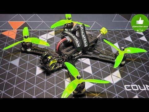 Фото ✔ Сборка Дорогого FPV Freestyle Квадрокоптера на раме Armattan Marmotte !