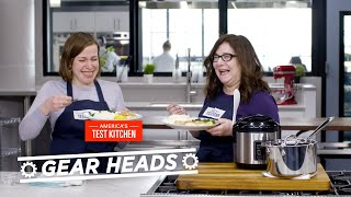 Gear Heads | The Best Equipment for Rice: Rice Cookers vs. Saucepans
