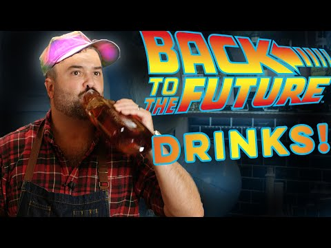 Back to the Future Drinks?  | How to Drink