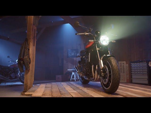 Kawasaki Z900RS - Official Studio Video
