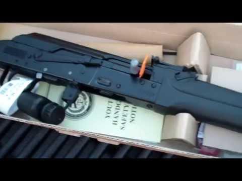 Saiga Izhmash Sporting Rifle 5.45x39