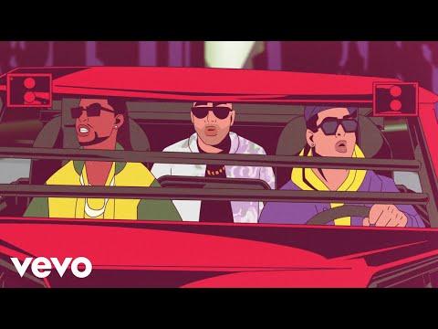 Más de Ti (Animated Video) – Gotay ft. Wisin y Ozuna