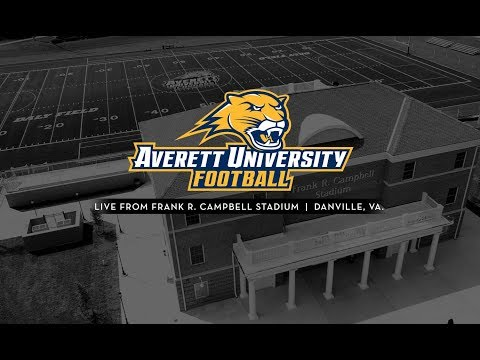 Averett Football Vs. Randolph-Macon