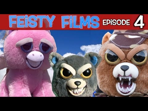 Feisty Films Episode 4: The Feisty Pets Attack
