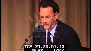 Tom Hanks Q&A on Cast Away, 2000 s - Film 92965