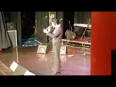 Way Down performed by Ben Presley UK at The Elvis Contest in Porthcawl, Wales on 290918