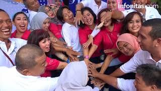 Reuni Tiga Dekade Angkatan 1988 SMPN 88 Jakarta