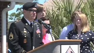 Building Homes for Heroes - Homecoming Celebration for Army Staff Sergeant Aaron Hale