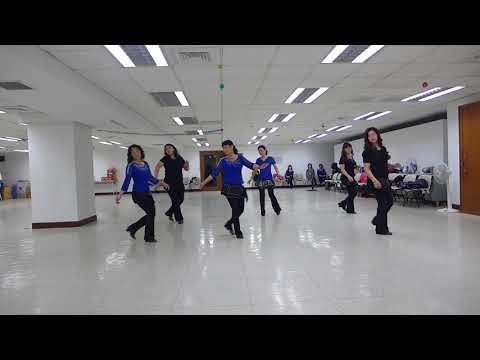 Hi Lili Hi Lo (By Jennifer Jou) - Line Dance