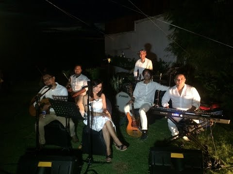 "Bali Bossa Band ""Angels"" - Bali Wedding & Event Band"
