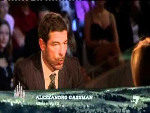 INVASIONI BARBARICHE  L'intervista ad Alessandro Gassman