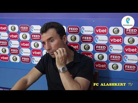 FC Alashkert - FC Ar. Armenia (0-3)